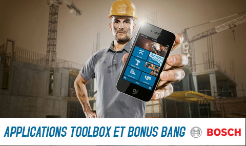 Application ToolBox Bosch