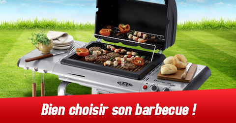 Choisir son barbecue