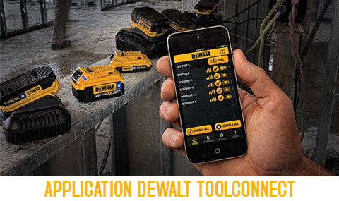 dewalt toolconnect