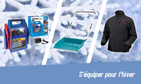 outils hiver