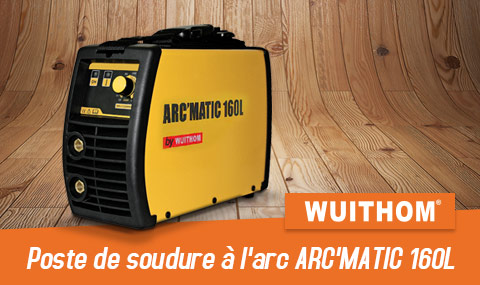 wuithom arc matic 160l